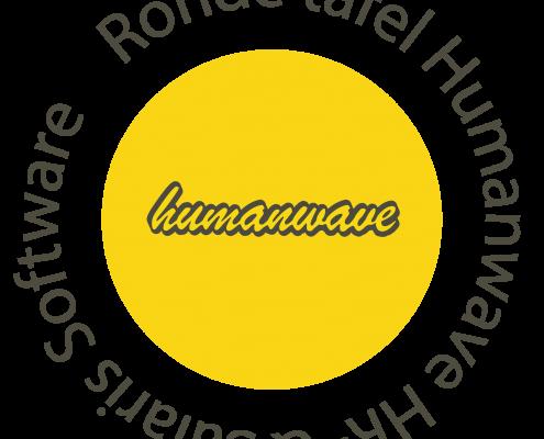 P18019 Humanwave Rondetafel GeelBruin
