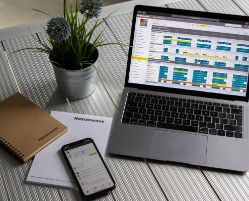 Hoe werkt een online HR-systeem